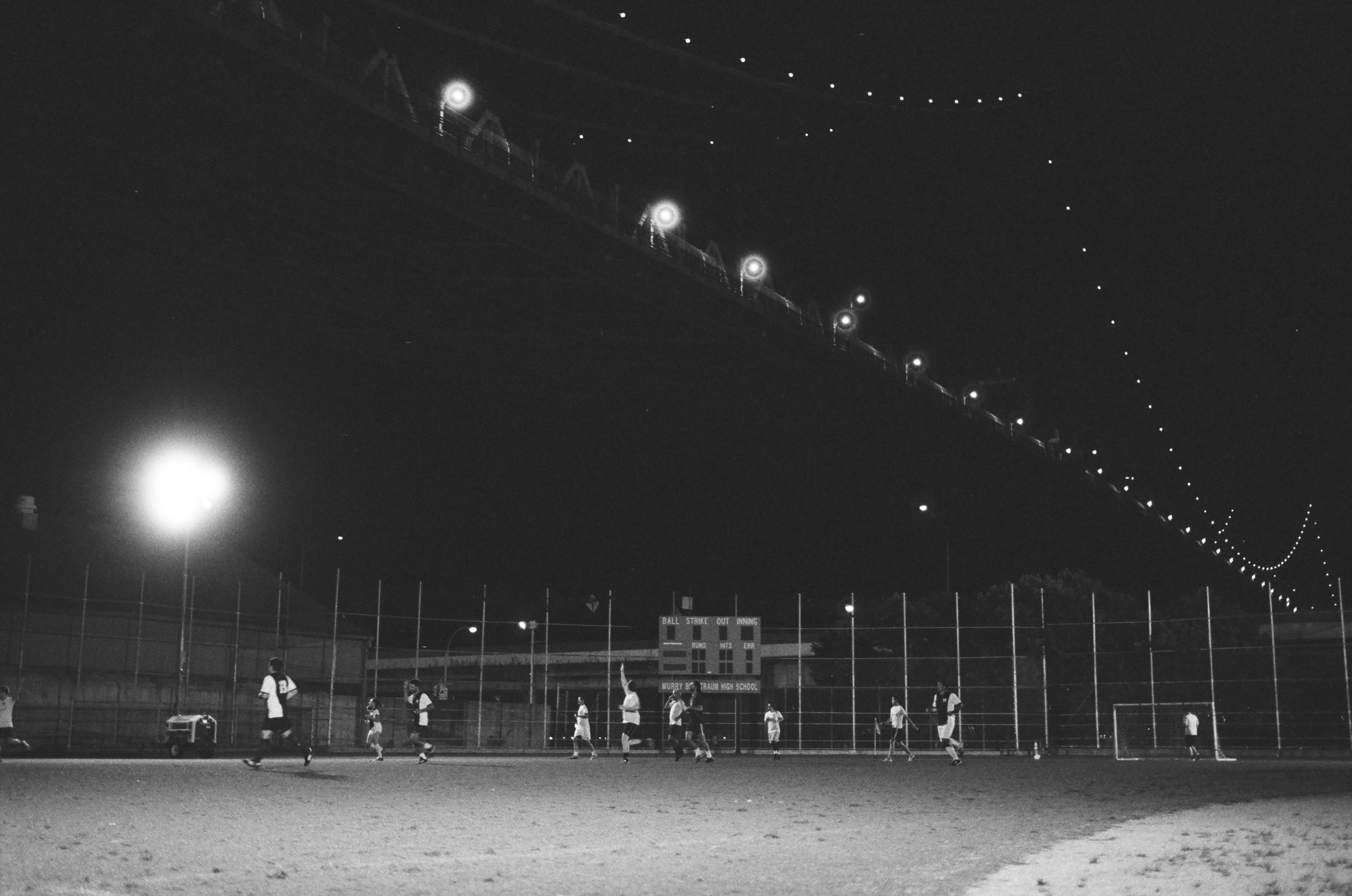 LES Soccer  - Two Bridges, NYC