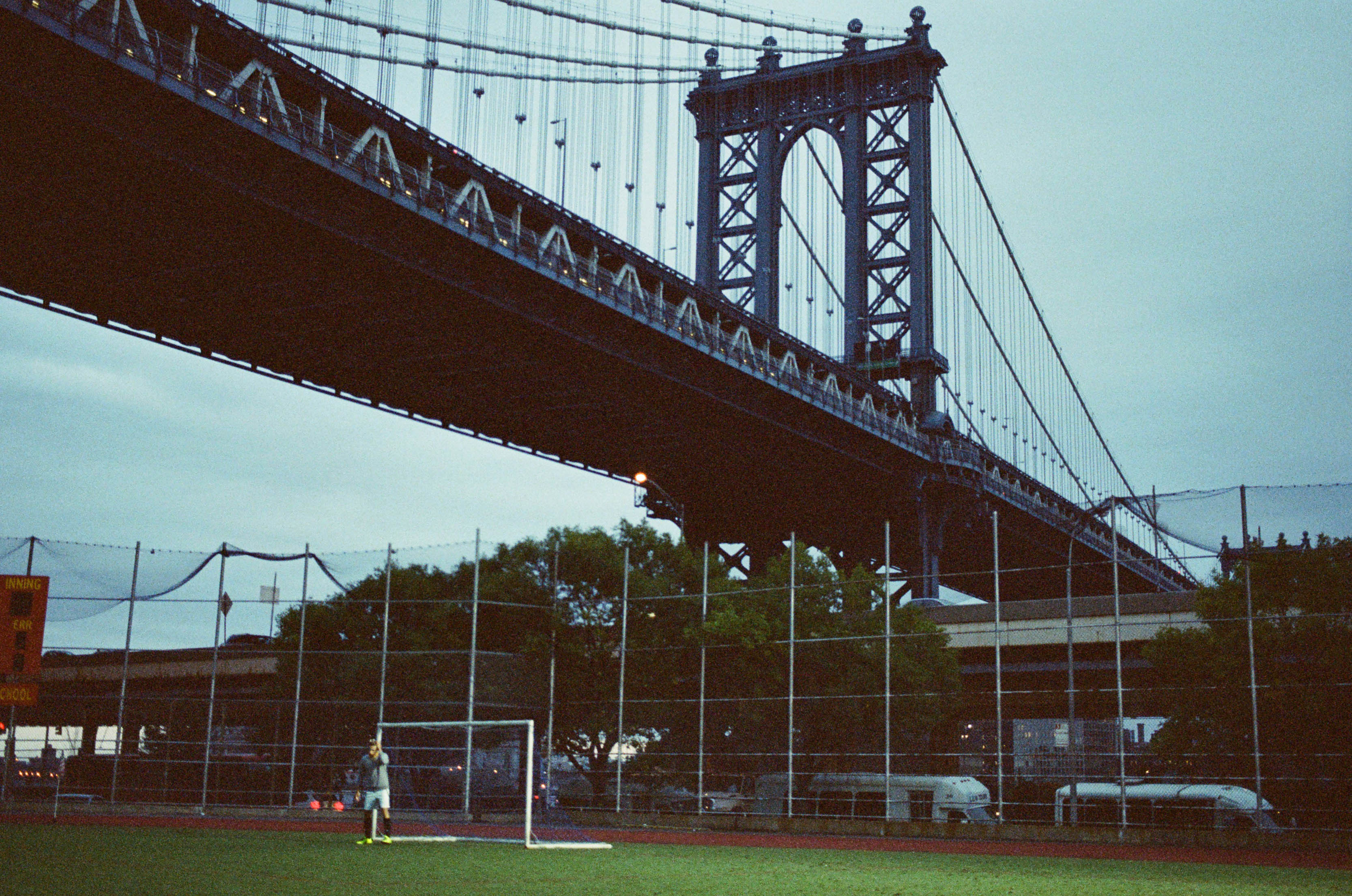 Summer Double Header  - Two Bridges, NYC