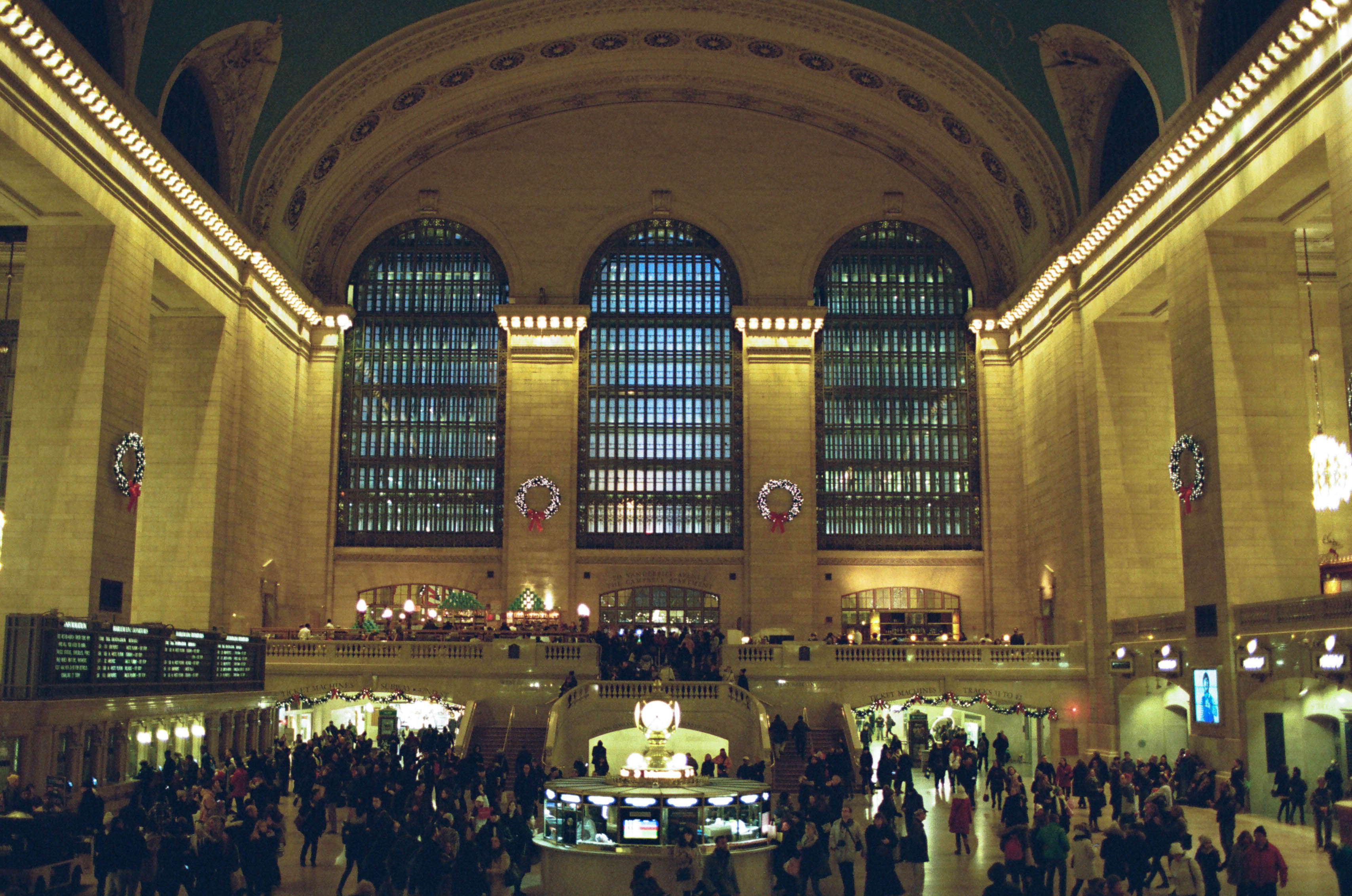 Grand Central  - Midtown, NYC