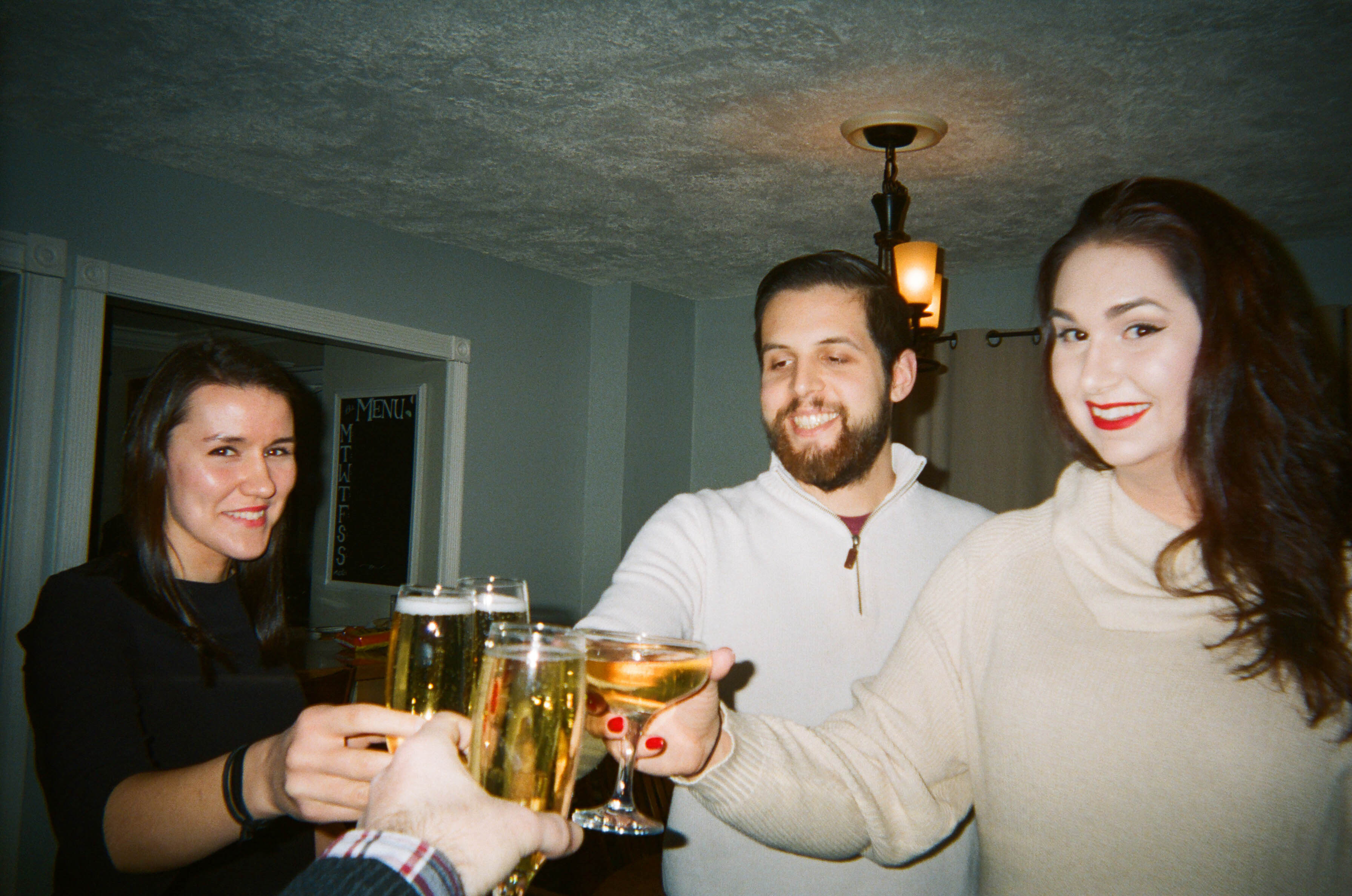 New Years Cheers  - Ardmore, PA
