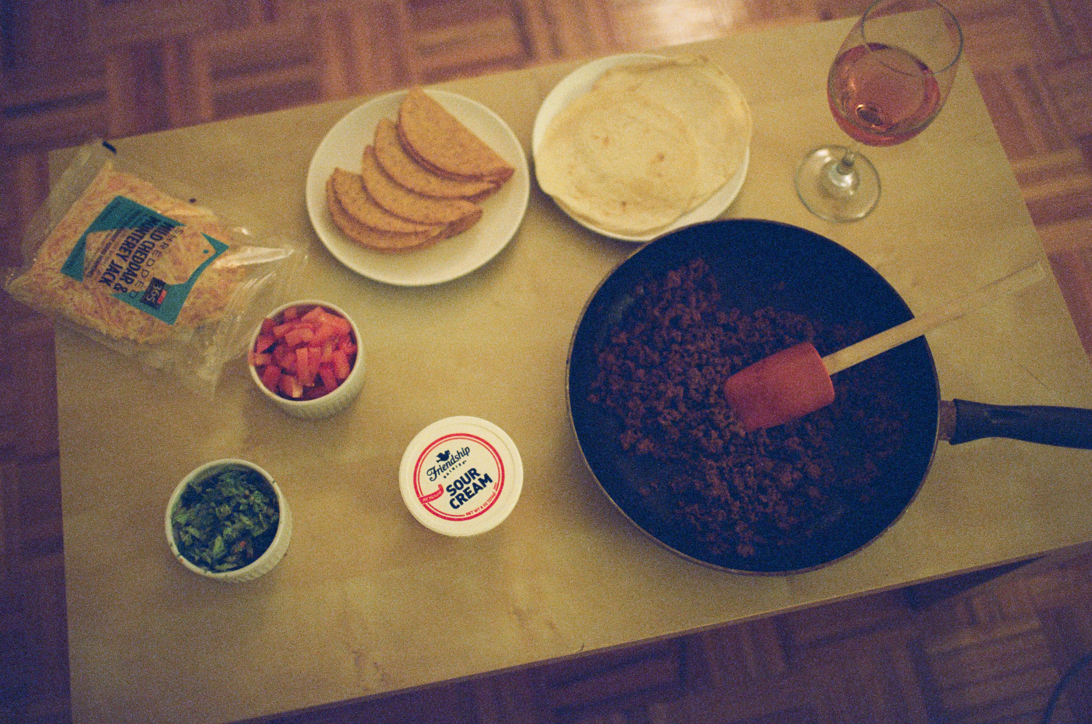 Motherfuckin' Taco Night  - E 95th Street, NYC