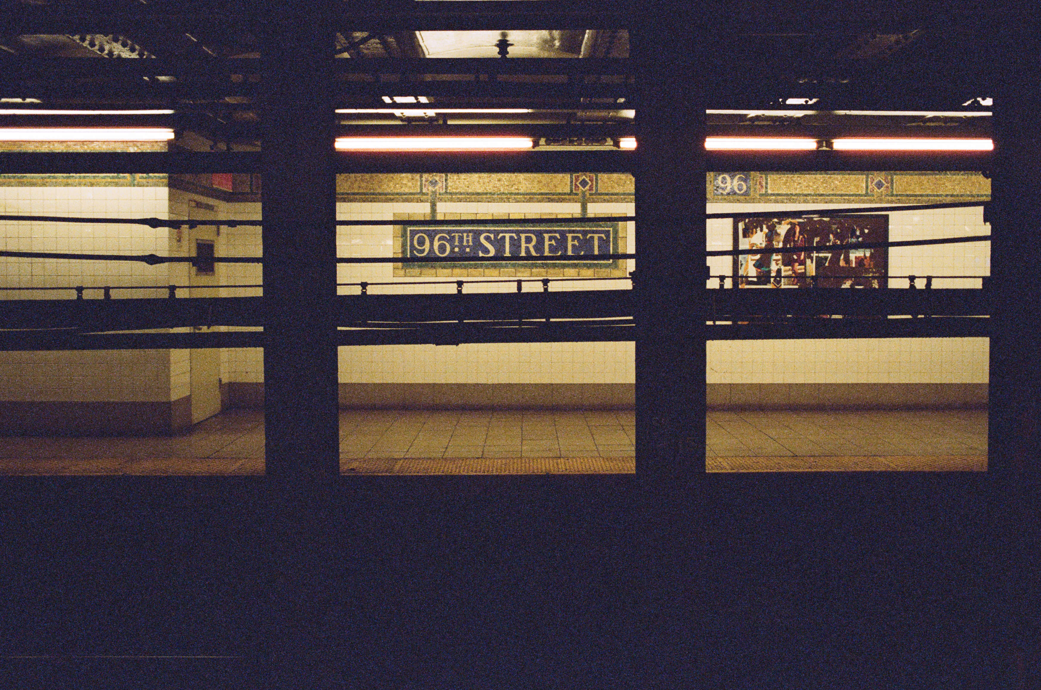 Waiting  - E 96th Street, NYC